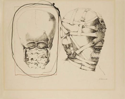 Skull and Head, 1968