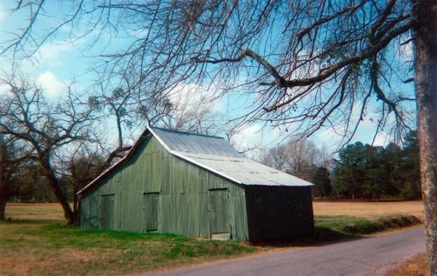 Green Warehouse, Newbern, Alabama, 1976