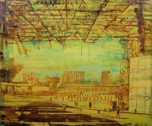 Untitled (Walkway), 2006