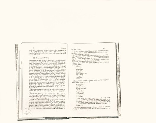 Untitled (The Book as Object), 1976