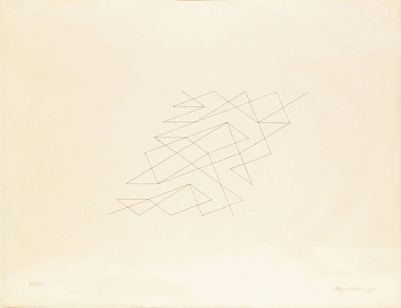 Guy de Cointet  Restless, 1978