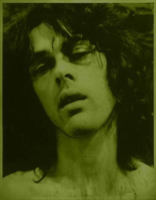 Untitled (Green Michael), c. 1973