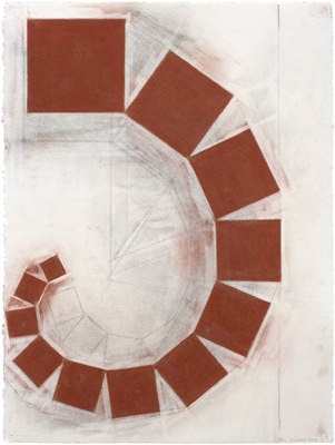 Mel Bochner & Alfred Jensen  Hommage to Pythagoras  September 9 - October 17, 2006