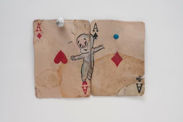Casper Between 2 Cheating Aces, 2011