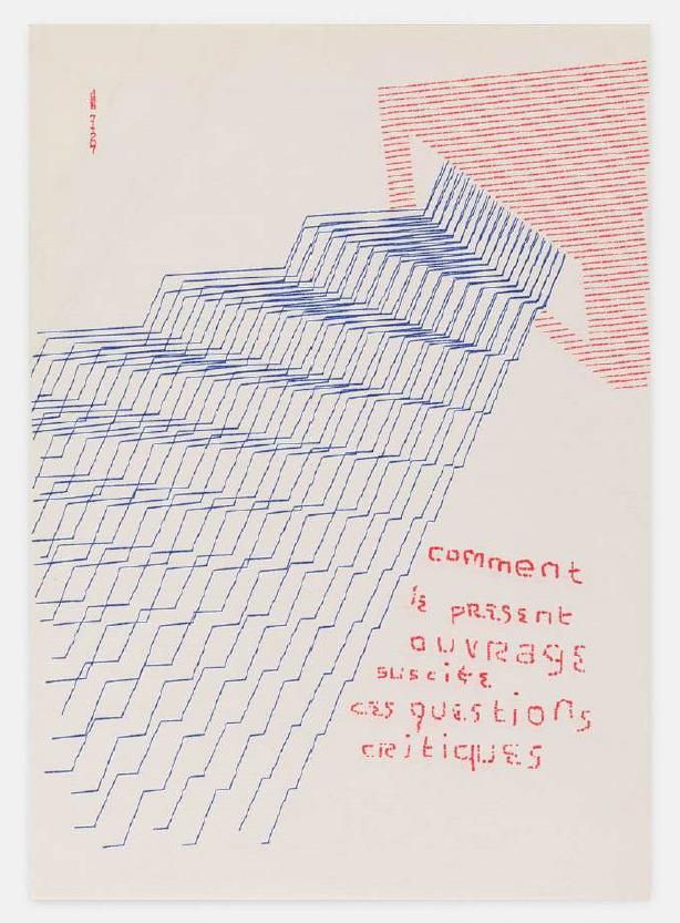 Dom Sylvestor Houedard  Comment le present ouvrage suscite ces questions critiques 711207, 1971
