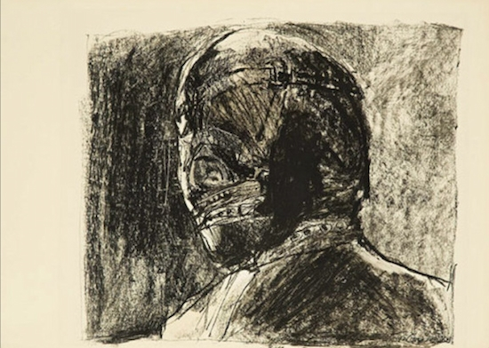 Untitled (Head for N.G.), 1968
