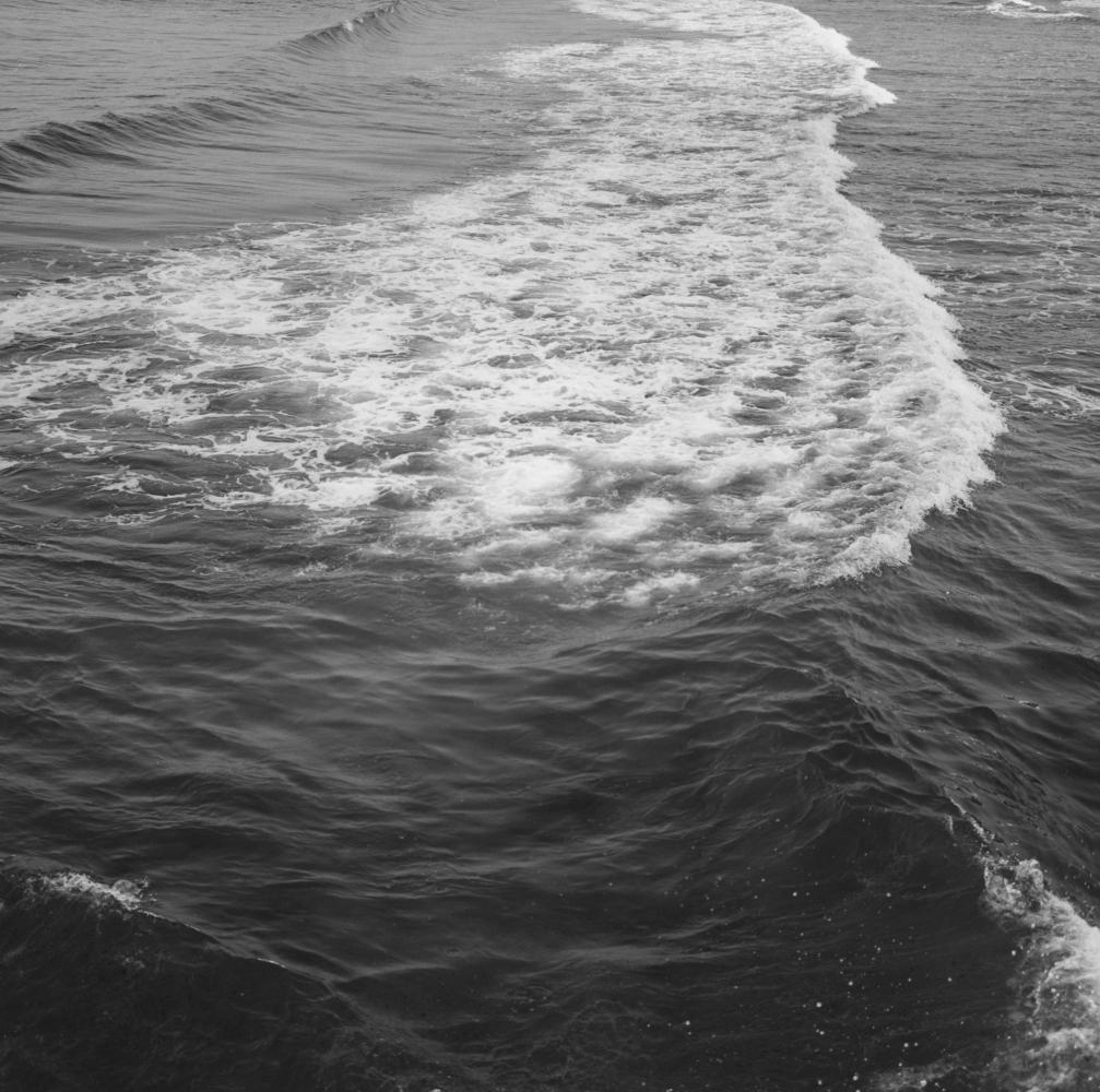 Wave, Sperlonga, c. 1963