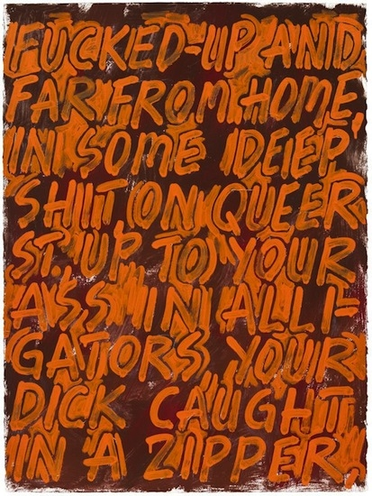 Fucked-Up and Far From Home, 2012