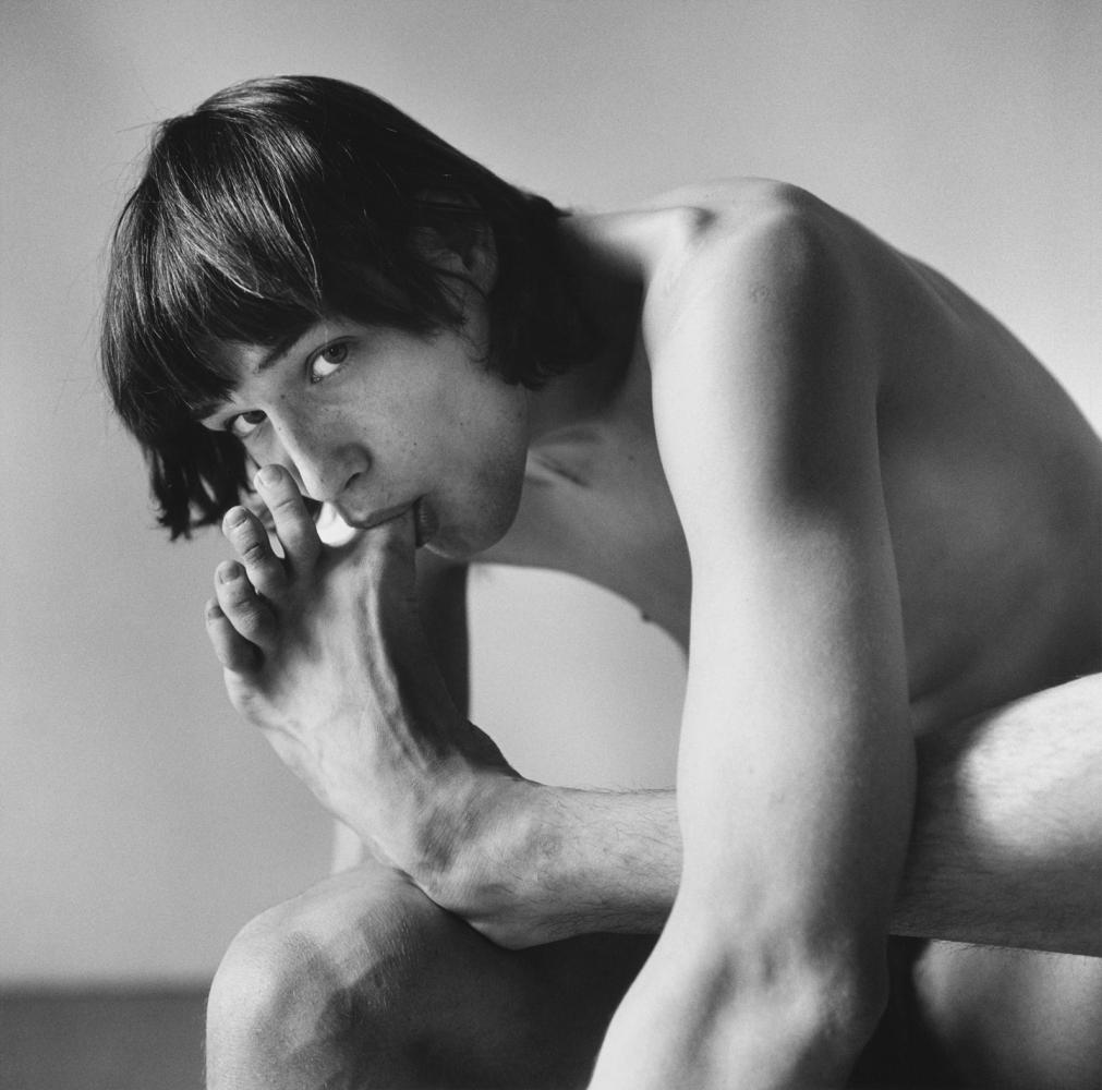 Daniel Schook Sucking Toe (Close Up), 1981/2020
