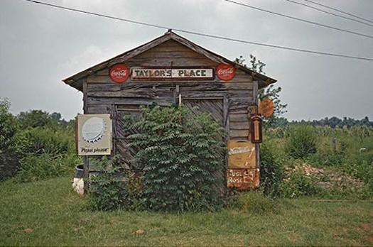 Taylor's Place, near Greensboro, Alabama, 1974