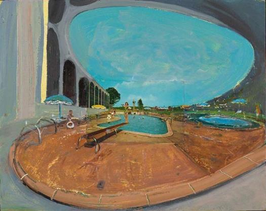 Untitled (pools), 2007