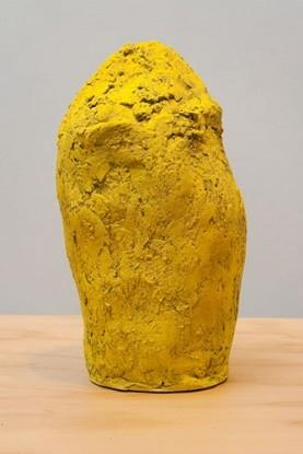 Hope Atherton, Stone (Yellow), 2012