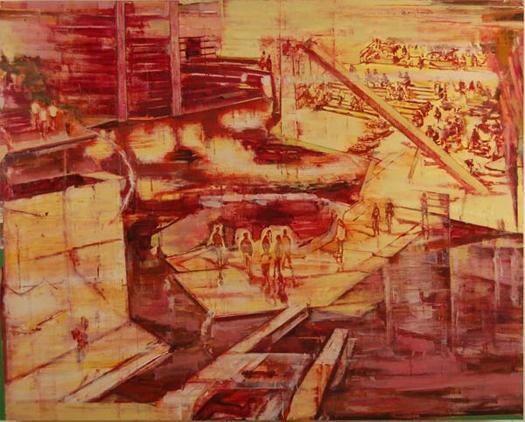 Untitled (Plaza), 2006