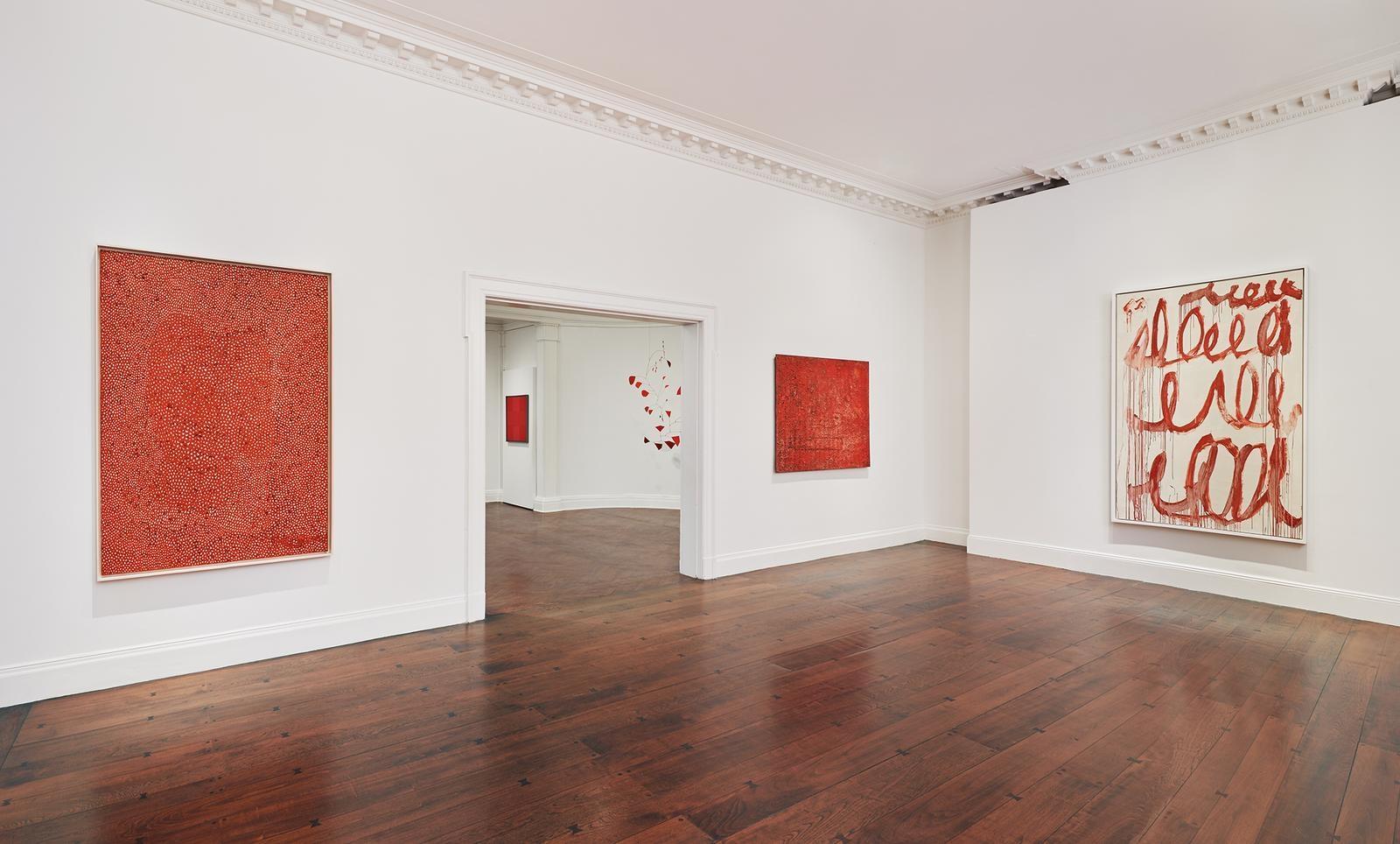 Reds Installation View 12