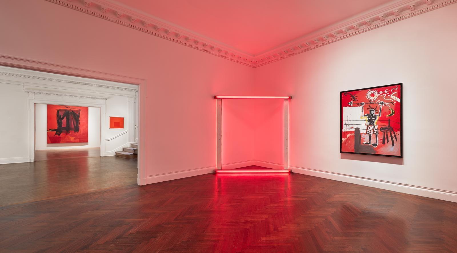 Reds Installation View 13