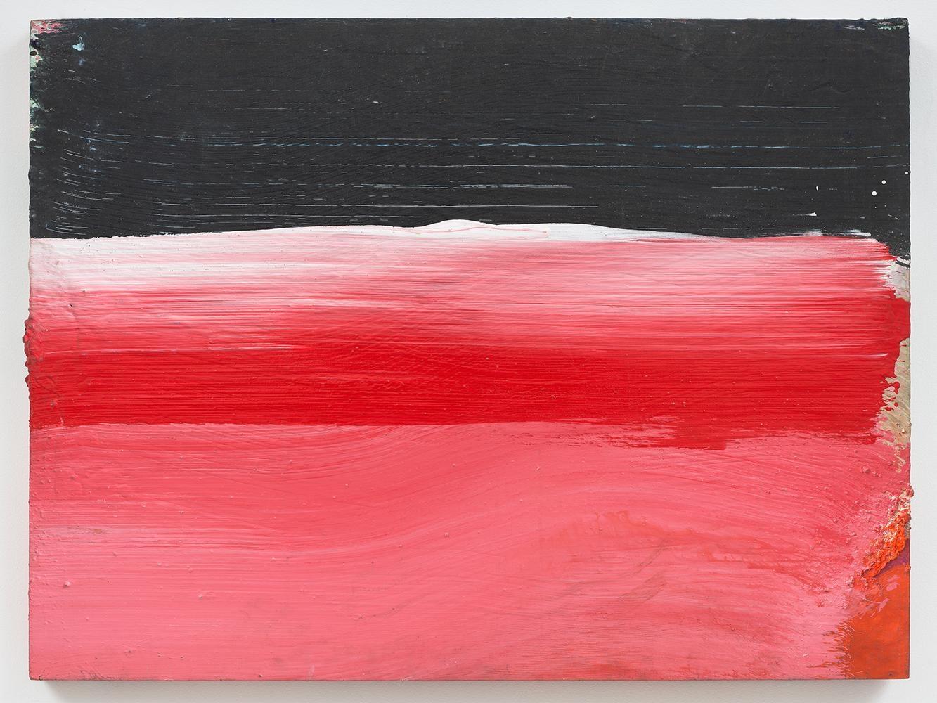 Ed Clark Untitled 2001 acrylic on canvas 36 1/8 x 48 1/4 inches (91.8 x 122.6 cm)