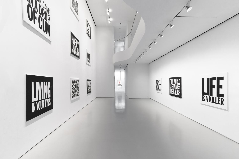 main gallery installation view 1