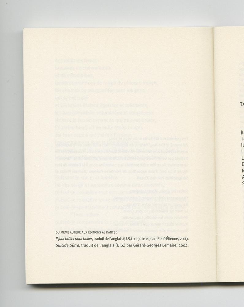 La sagesse des sorcières, 2004 (6) – Books by the same author