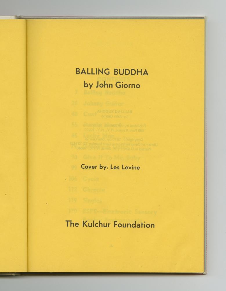 Balling Buddha, 1970 (3)