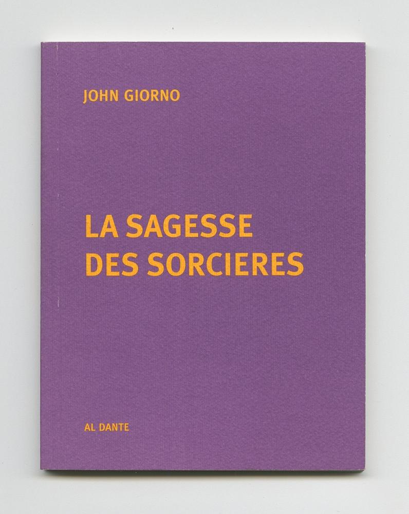 La sagesse des sorcières, 2004 (1) – Front cover