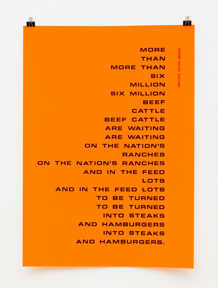 Beef Cattle, 1969