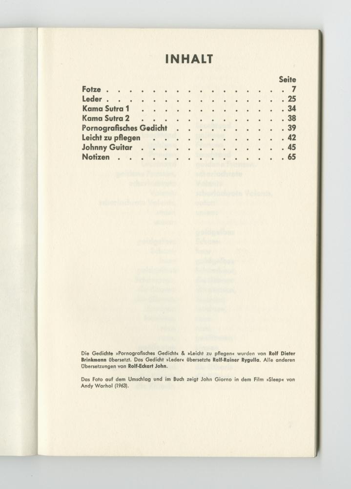 Cunt, 1969 (6)
