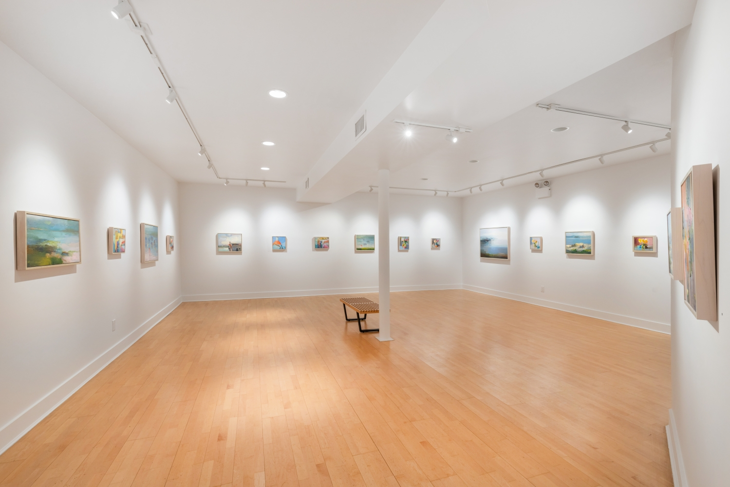 Installation Shot Christine Lafuente: The View From Here