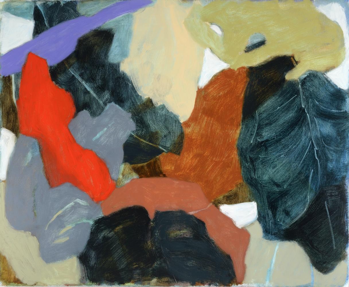 """Chorus  27"""" x 33""""  Oil On Canvas"""