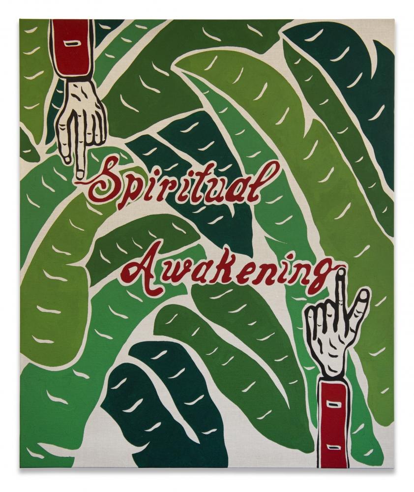 Joel Mesler, Untitled (Spiritual Awakening), 2020