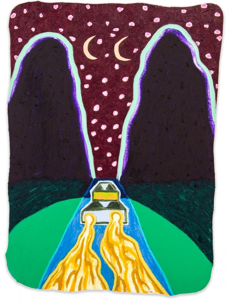 Eliot Greenwald, Night Car (slide guitar)