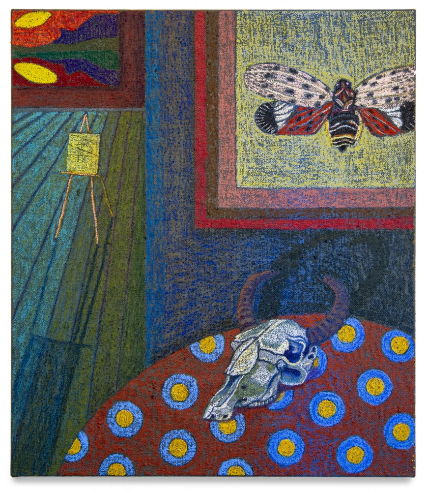 JJ Manford, Home Studio (Life & Death), 2020