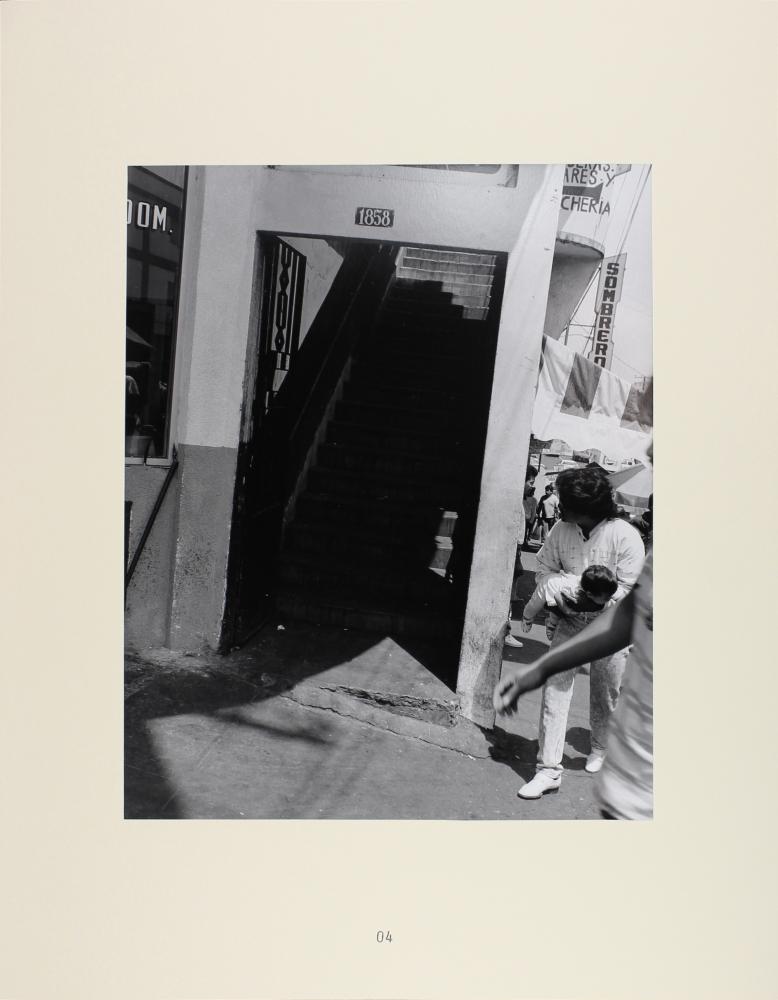 John Gossage, Untitled (Failure), 2016