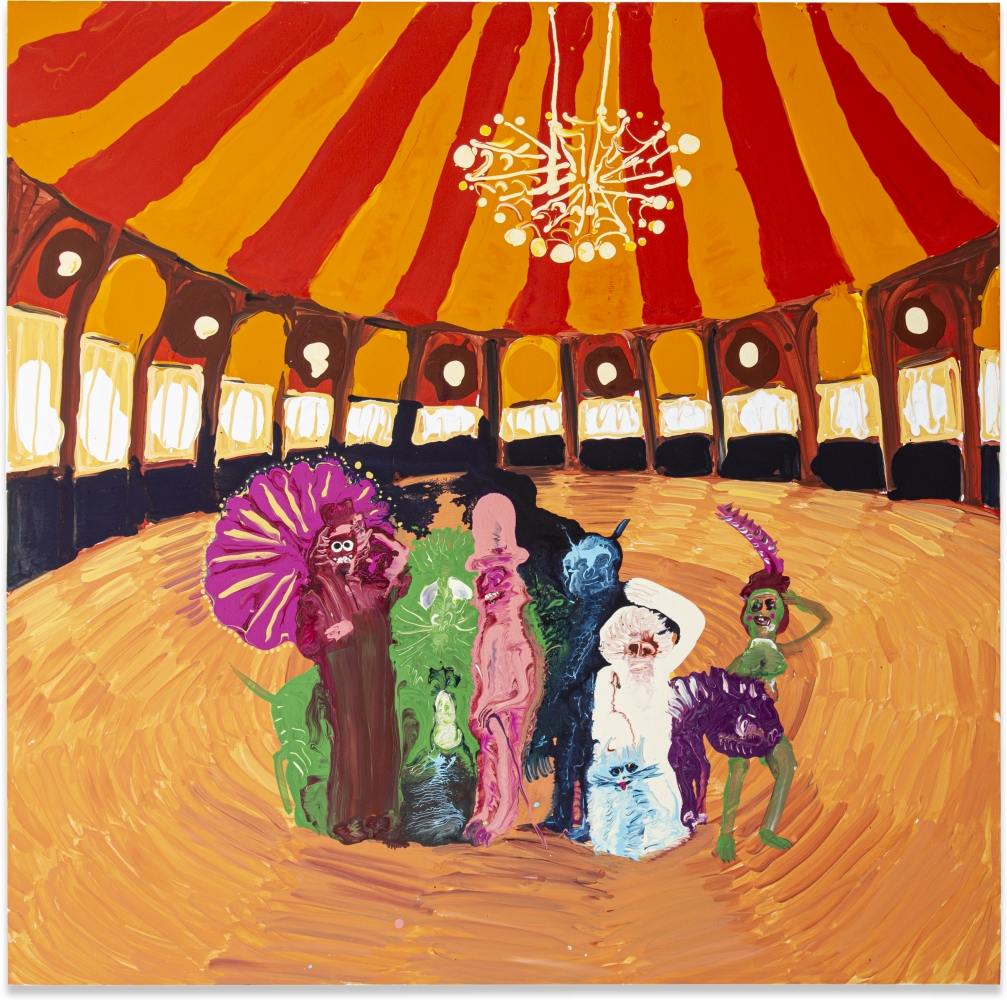 Genieve Figgis The Circus Has Been Cancelled 2020