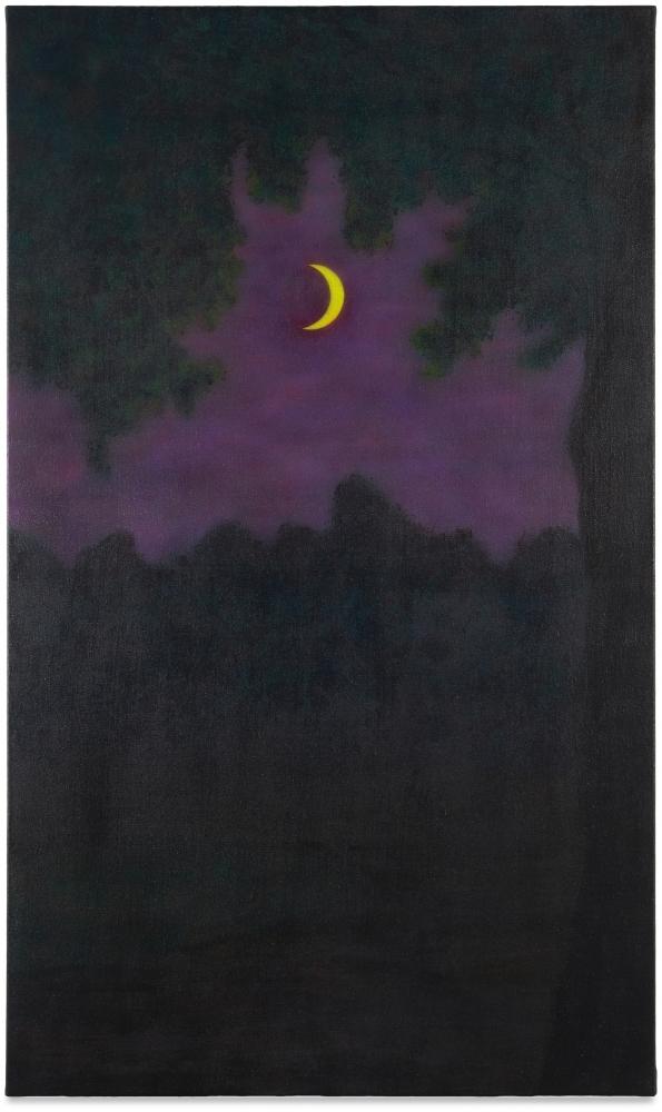 SungHwa Kim, Nocturne: The moon is beautiful tonight, isn't it?, 2021