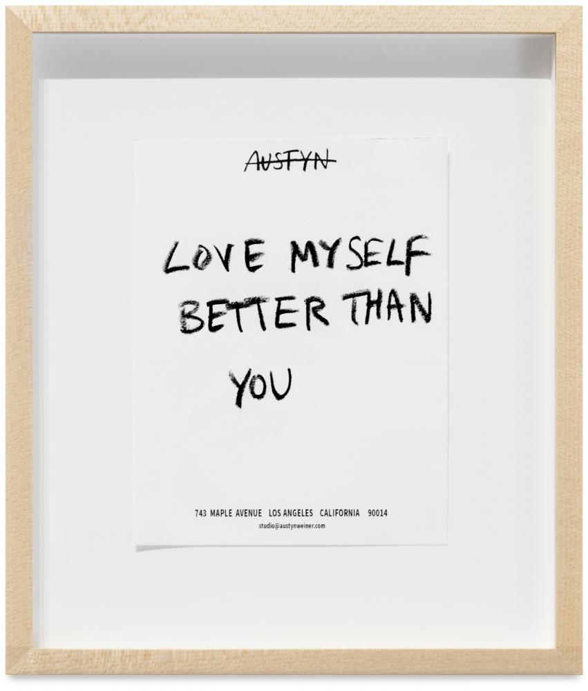 Austyn Weiner Better Than You 2021