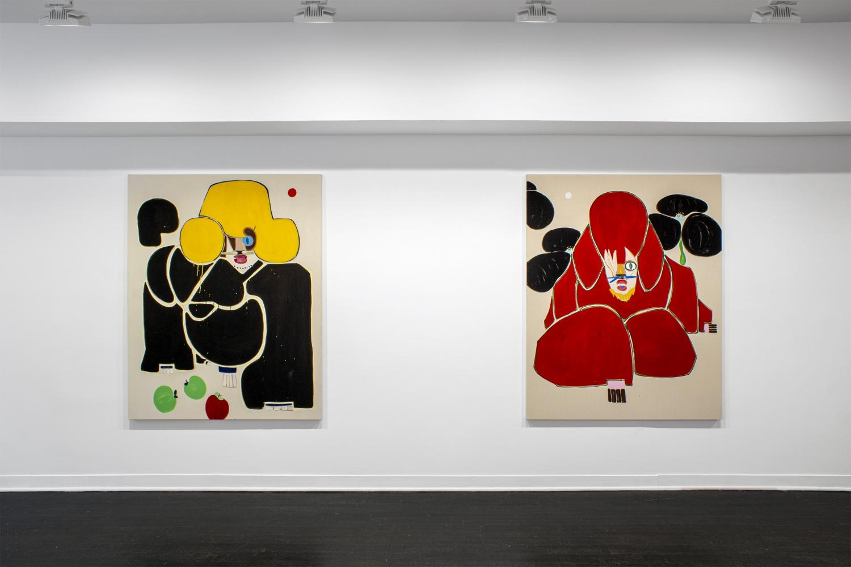 Susumu Kamijo: How Was Your Summer? - installation view