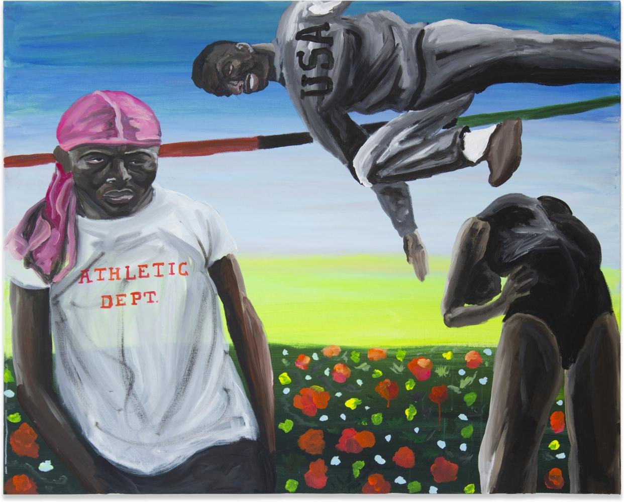 Marcus Brutus, Black Athlete Bouillabaisse, 2020