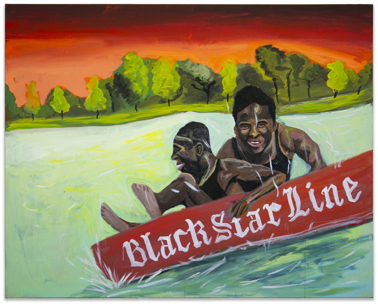 Marcus Brutus, Fantastic Voyage Aboard the Black Star Line, 2020