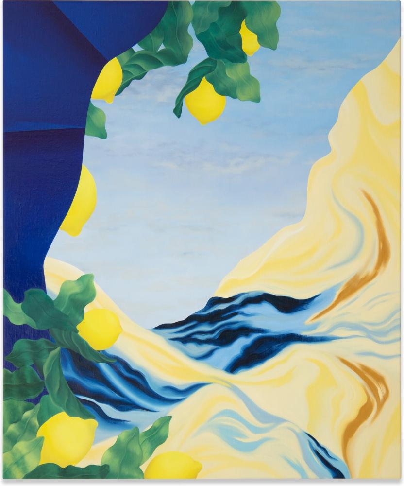 Joani Tremblay, Lemons for Catherine, 2020