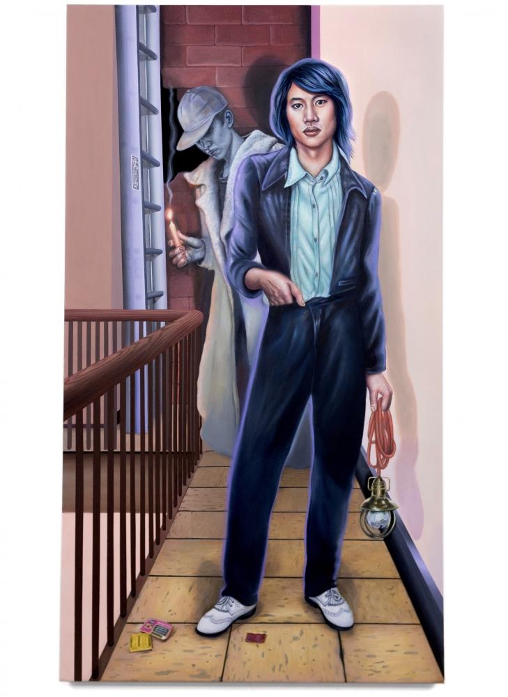 Alannah Farrell, The Dream (Lucky), 2021