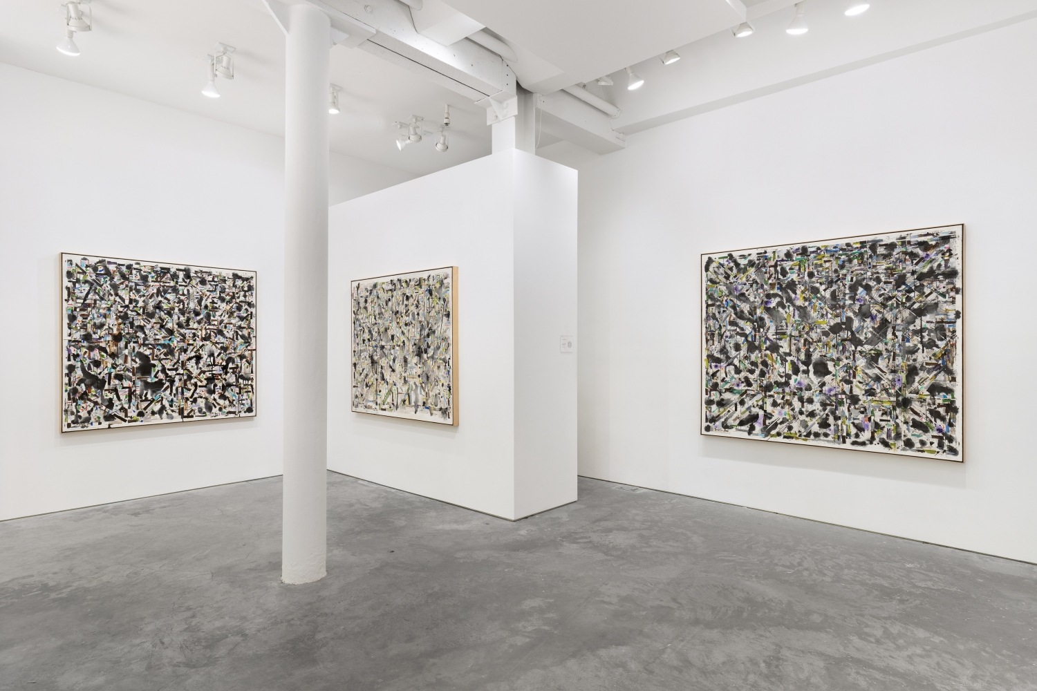 Young-Il Ahn: 20 Years After (installation view)