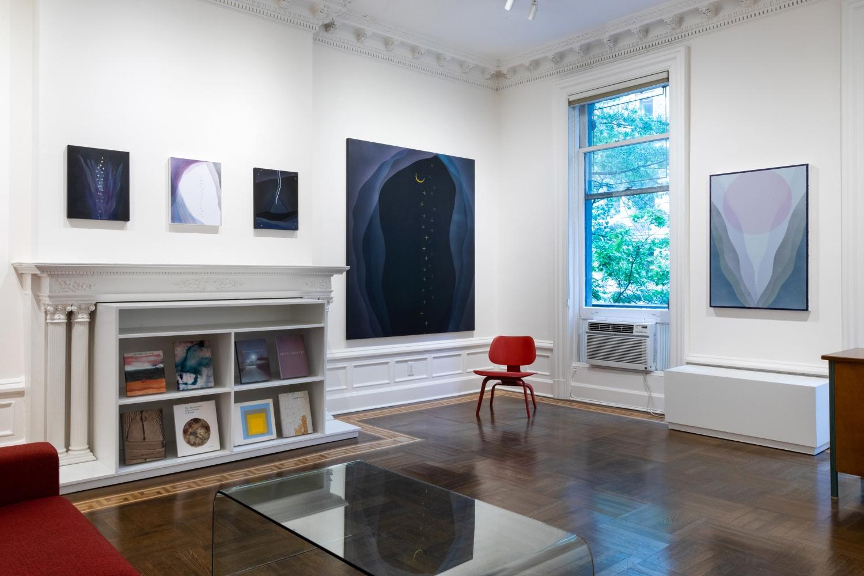 Claire Colette: Fire, Rain, Heat, Night (installation view)