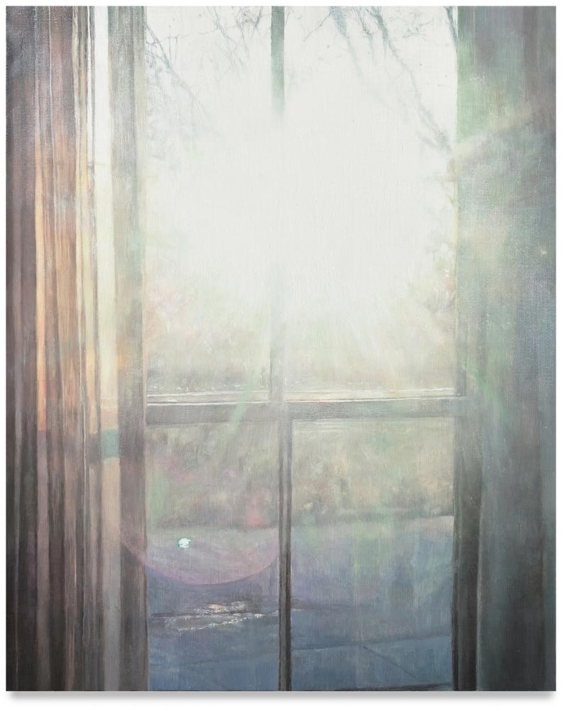 Alex Bierk, Morning Window, 2021