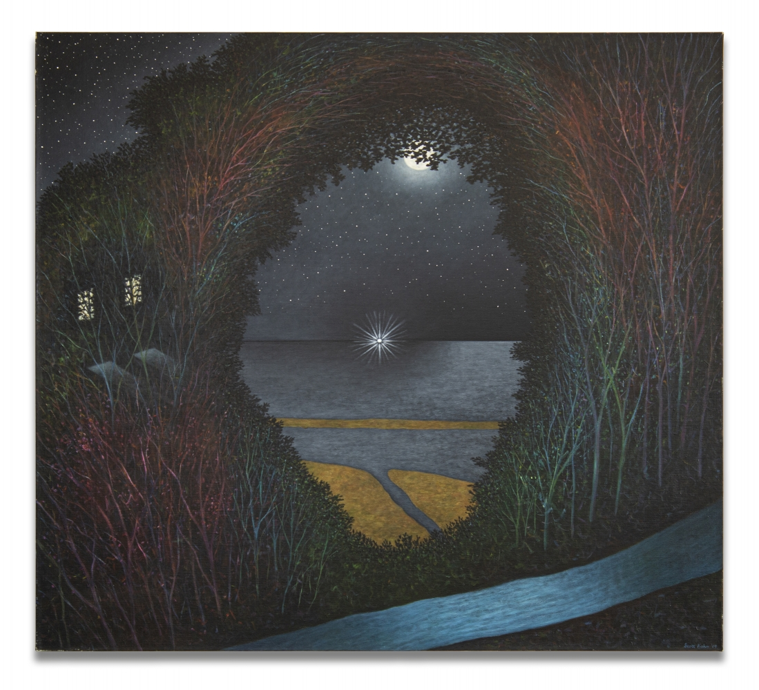 Scott Kahn, Saybrook Light, 2009