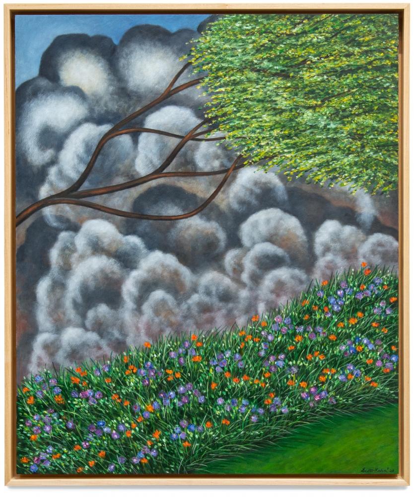 Scott Kahn, Thunderstorm 1, 2020