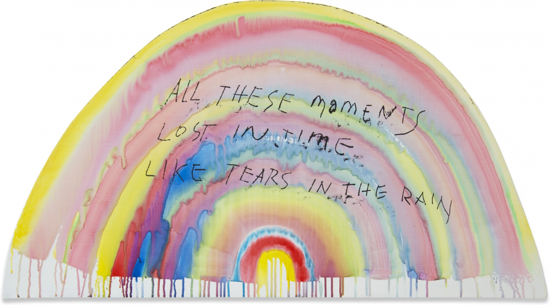 Dan McCarthy, All These Moments (Lost in Time), 2018