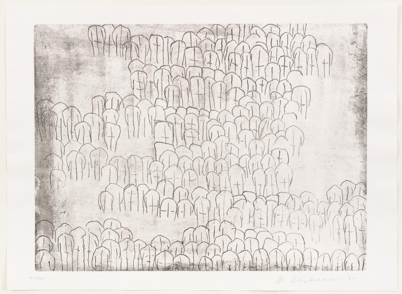 Katarsis by Abakanowicz
