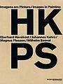 """""""Johannes Kahrs, Magnus von Plessen, Eberhard Havekost und Wilhelm Sasnal"""" (Catalogue)"""