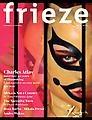 frieze magazine cover