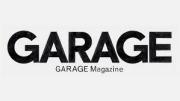 Garage magazine logo